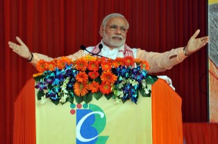 PM dedicates Assam gas cracker project to nation