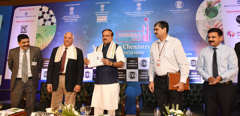 Chemical Minister calls for doubling the output of industry in next 5 years