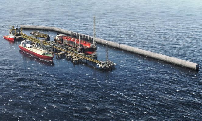 Kosmos signs deal with BP Gas for LNG