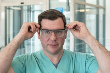 INEOS Styrolution donates ABS for PPE production to University Erlangen-Nuremberg