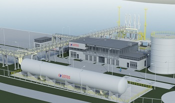 LOTOS' small-scale LNG terminal in Gdansk enters next stage
