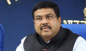Dharmendra Pradhan reviews pipeline projects
