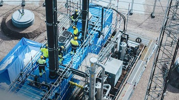 Aker Solutions launches CCS pilot project at Preem refinery