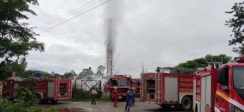 Blow out at Oil India's Baghjan Oilfield in Assam