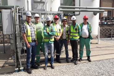 Air Products commissions second nitrogen plant at Tronox facility in South Africa