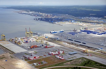 Gazprom & RusKhimAlyans sign key contracts for Baltic LNG project in Russia