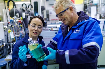 BASF and ExxonMobil launches new gas treatment technology