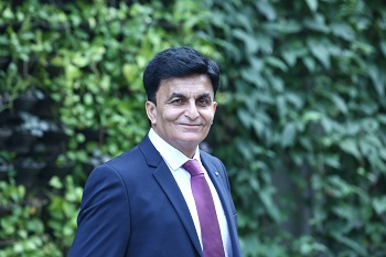 Evonik announces Sanjeev Taneja as new Head of catalysts business line