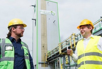 BASF invests in pyrolysis technology firm, Pyrum