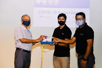 IIT Delhi startups launch antiviral protection kit to combat Covid-19