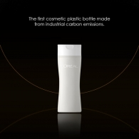 LanzaTech, Total and L'Oreal produces first plastic bottle from carbon emissions