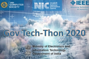 Gov-Tech-Thon 2020 receives 1,300 aspirants