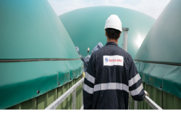 Air Liquide to develop first two biomethane plants in Italy