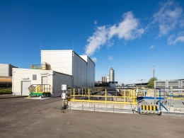 Borealis upgrades waste water treatment system for plastics in Schwechat, Austria
