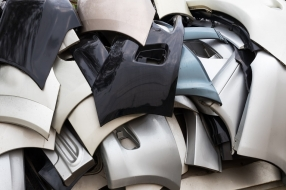 Audi partners with research institute on chemical recycling pilot project for automotive plastics