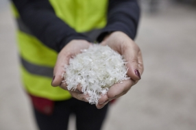 Borealis and TOMRA open plant for post-consumer plastic waste sorting and mechanical recycling