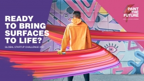 AkzoNobel invites startups to join Paint the Future Challenge 2021