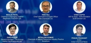 Digitization: Catalyst for chemical industry's growth