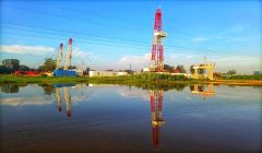 Sinopec's largest gas storage cluster in North China operational