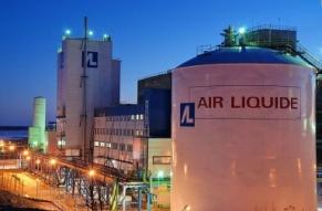 Air Liquide revenue rises in third quarter