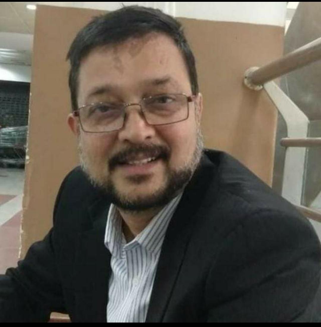 Dr. Kalyan Goswami