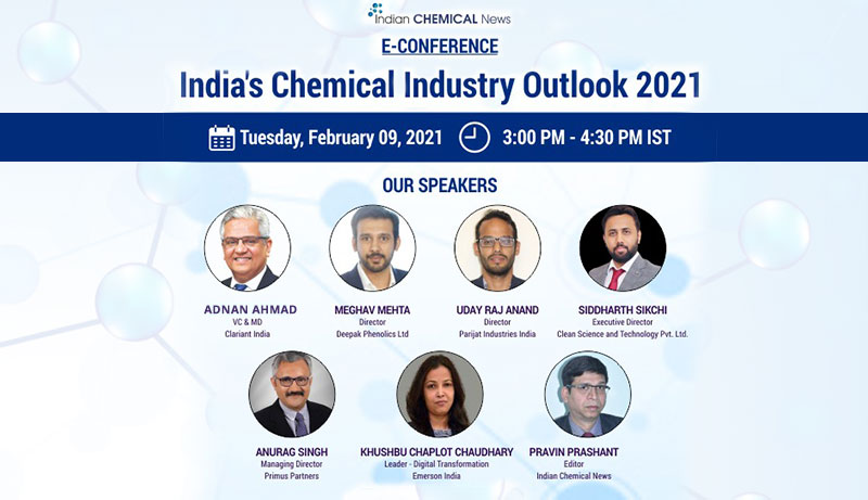 ICN to organize Chemical Industry Outlook 2021 E ...